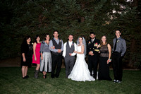 Formal Family & Wedding Party Portraits